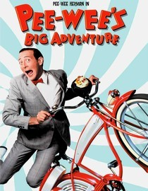 Songs from the movie Pee-wee's Big Adventure